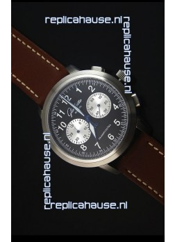 Glashuette Senator Navigator Chronograph Limited Edition Swiss Replica Watch
