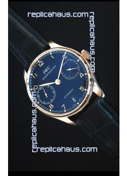IWC Portugieser Swiss 1:1 Mirror Replica Watch - Updated 2016 Version