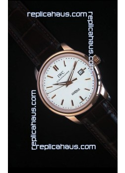 IWC Ingenieur Automatic Limited Edition Rose Gold Swiss 1:1 Mirror Edition