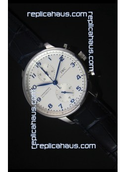IWC Portugieser Chronograph IW371446 Swiss Watch 1:1 Mirror Replica