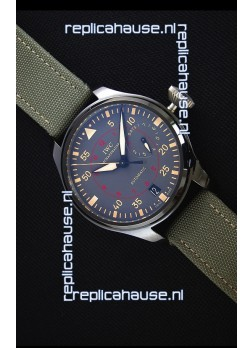 IWC Big Pilots Top Gun Miramar IW501902 1:1 Mirror Replica Ceramic Case Watch