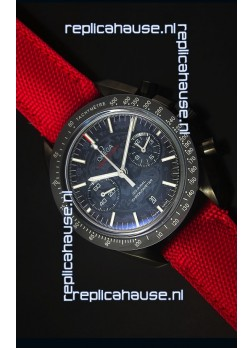 Omega Speedmaster Dark Side of the Moon 1:1 Mirror Swiss Replica Watch
