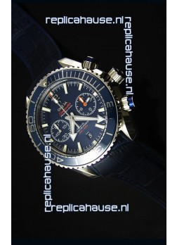 Omega Planet Ocean 600M Chronograph Swiss 1:1 Mirror Replica Watch