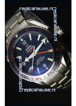 Omega Seamaster Planet Ocean 600M GMT GoodPlanet  1:1 Mirror Replica Watch