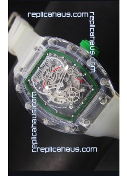 Richard Mille RM56-01 AN Saphir Green Edition Replica Watch