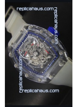 Richard Mille RM56-01 AN Saphir Blue Edition Replica Watch