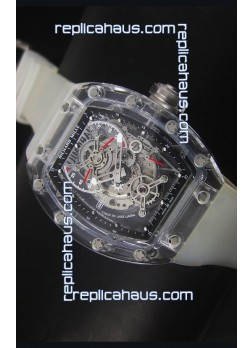 Richard Mille RM56-01 AN Saphir Black Edition Replica Watch