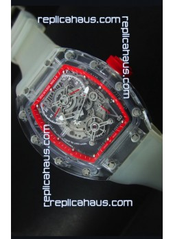 Richard Mille RM56-01 AN Saphir Red Edition Replica Watch