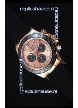 Rolex Daytona 116515 Everose 1:1 Mirror Replica Rose Gold Case/Dial