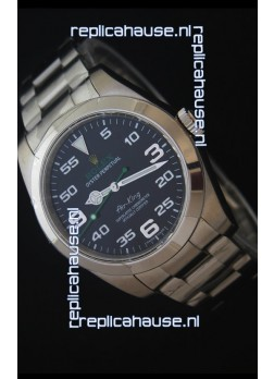 Rolex Air King 116900  - Nickle Plated Swiss 1:1 Mirror Replica Watch