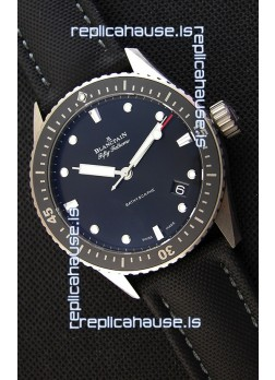 Blancpain Fifty Fathoms BATHYSCAPHE Titanium Edition Swiss Replica 1:1 Swiss Watch