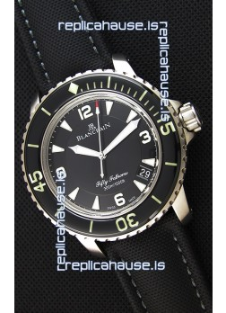 Blancpain Fifty Fathoms - 1:1 Mirror Titanium 1:1 Mirror Replica Watch
