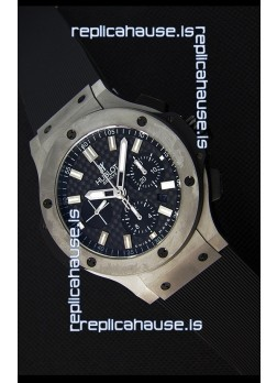 Hublot Big Bang Titanium Case Swiss Replica Watch : 1:1 Mirror Replica