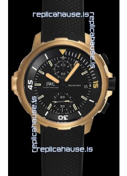 "IWC Aquatimer Chronograph ""Expedition Charles Darwin"" IW379503 1:1 Mirror Replica Watch"