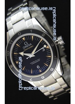 Omega Seamaster 300 CoAxial 007 Spectre Edition 1:1 Mirror Ultimate Edition