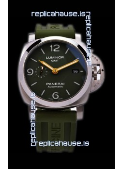 Panerai Luminor Marina GMT PAM1056 904L Steel Swiss Watch - 1:1 Mirror Replica