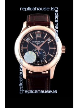 Patek Philippe 5205R-010 Complications MoonPhase 1:1 Mirror Swiss Replica Watch