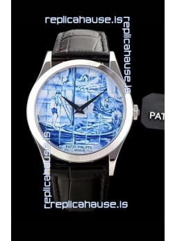 "Patek Philippe 5089G-062 ""The Barge"" Edition Swiss 1:1 Mirror Replica Watch"
