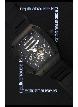 Richard Mille RM069 Tourbillon Erotic PVD Case Replica Watch