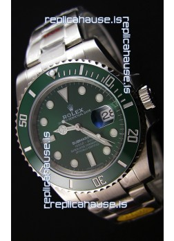 Rolex Submariner The Hulk ETA 3135 Replica 1:1 Mirror - Ultimate 904L Steel Watch