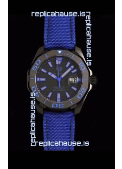 Tag Heuer Aquaracer Calibre 5 Ceramic Case Watch 1:1 Mirror Replica
