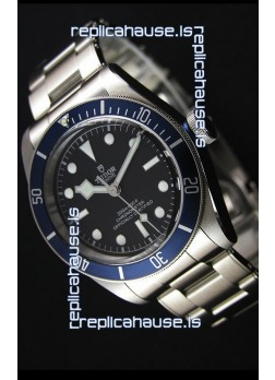 Tudor Heritage Black Bay Shield Swiss Replica Watch 1:1 Ultimate Mirror Replica Edition