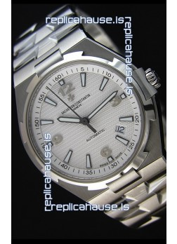 Vacheron Constantin Overseas White Dial Swiss Replica Watch