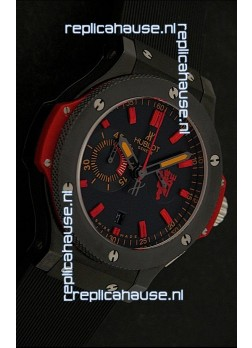 Hublot Big Bang Red Devil Edition Swiss Watch