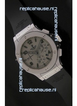 Hublot Big Bang Platinum Watch in Grey Dial