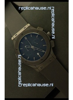 Hublot Big Bang Classic Fusion Chrono Japanese Watch with Ceramic Case