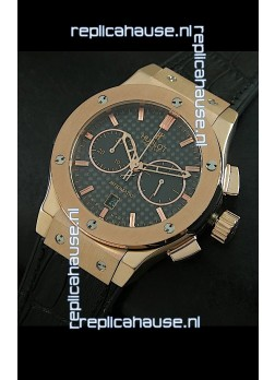 Hublot Big Bang Classic Fusion Rose Gold Swiss Replica Watch