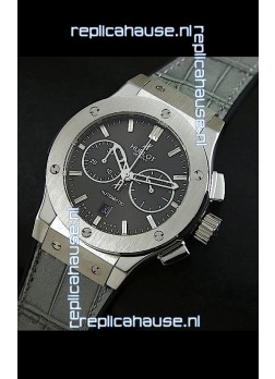 Hublot Big Bang Classic Fusion Swiss Replica Watch in Grey Dial