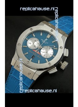 Hublot Big Bang Classic Fusion Swiss Replica Blue Watch