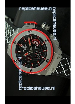 Hublot Big Bang Dwayne Wade Edition Swiss Replica Watch Steel Casing