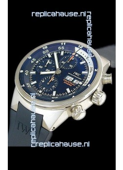 IWC Cousteau Divers Replica Watch in Dark Blue