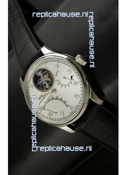 IWC Portugese Mystere Tourbillon Swiss Replica Watch in White