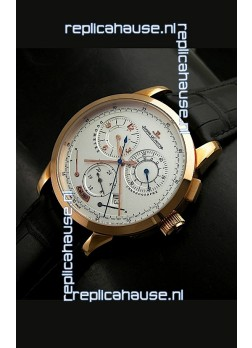 Jaeger LeCoultre Master Chronograph Japanese Watch