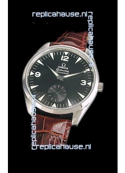 Omega Railmaster Chronometer Watch in Steel Casing