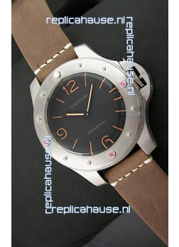Panerai Radiomir Egiziano Swiss Replica Watch in Brown Strap