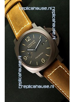 Panerai Luminor Marina PAM386M Swiss Watch - 1:1 Ultimate Mirror Replica
