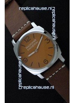 Panerai Radiomir California Vintage Homage Watch in Orange Dial