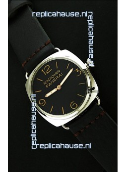 Panerai Radiomir California Vintage Homage Watch in Arabic Numeral Markers