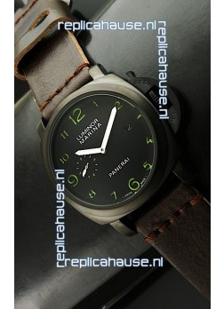Panerai Luminor Marina PVD Japanese Watch
