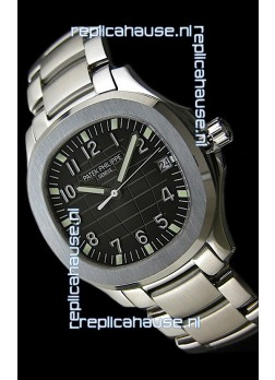 Patek Philippe Aquanaut Jumbo Swiss Mens - 1:1 Mirror Replica Watch