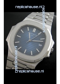 Patek Philippe Nautilus Jumbo Swiss Watch