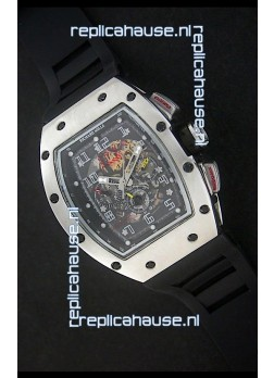 Richard Mille RM004 Skelton Japanese Watch