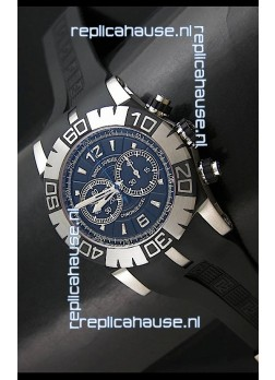Roger Dubuis EasyDiver Swiss Watch in Black Dial - Ultimate Mirror Replica Watch