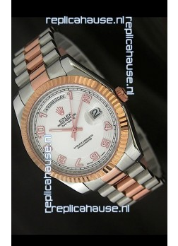 Rolex Oyster Perpetual Day Date II Swiss Replica Watch