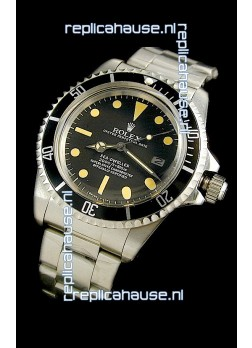 Rolex Replica Sea Dweller Double Red Vintage SeaDweller Swiss 1665 Watch