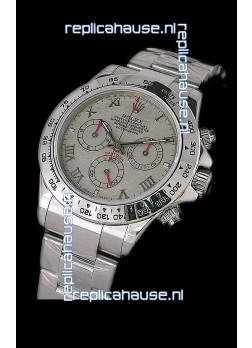 Rolex Oyster Cosmograph Swiss Replica Watch in Steel Strap